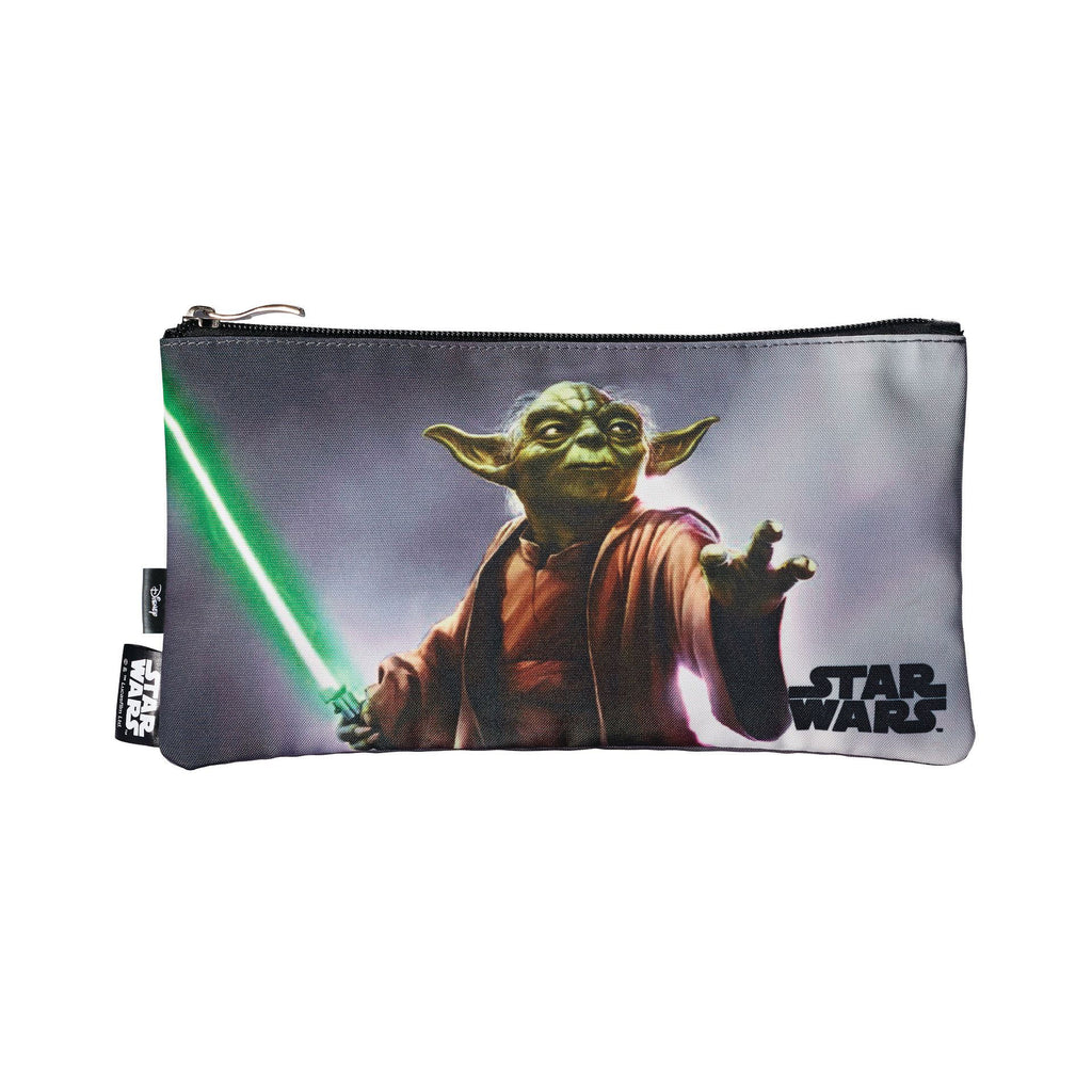 Star Wars Yoda Zippered Pen and Pencil Case  Sheaffer Pencil Case