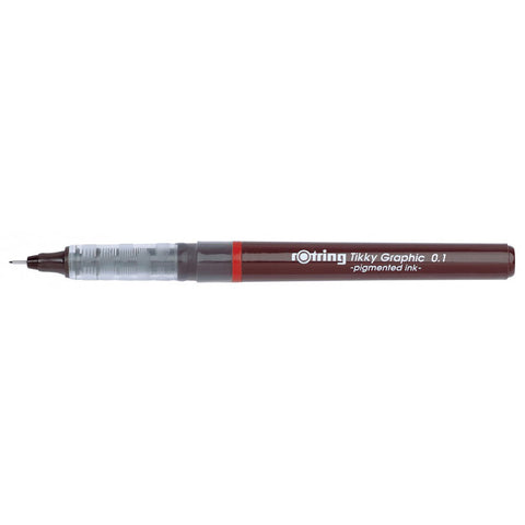 Rotring Tikky Graphic Drawing Pen Fiber Tip Fineliner  0.7 MM - PensAndPencils.Net