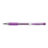 Uni Ball Signo DX .38 mm Lilac Ultra Micro Gel Pen  Uni-Ball Gel Ink Pens