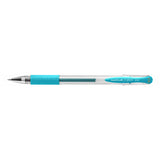 Uni Ball Signo DX .38 mm Sky Blue Ultra Micro Gel Pen  Uni-Ball Gel Ink Pens