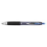 Uni Ball Signo 207 Medium 0.7mm Blue Gel Ink Pen Sold Individually  Uni-Ball Gel Ink Pens