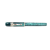 Visconti Ragtime Pearl Green Rollerball Pen
