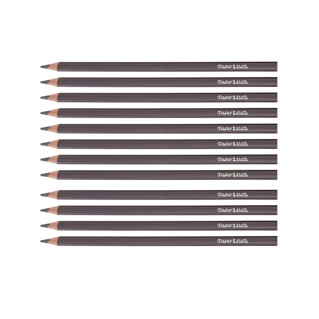 Paper Mate Colored Pencils Warm Grey Pack of 12  Paper Mate Pencils