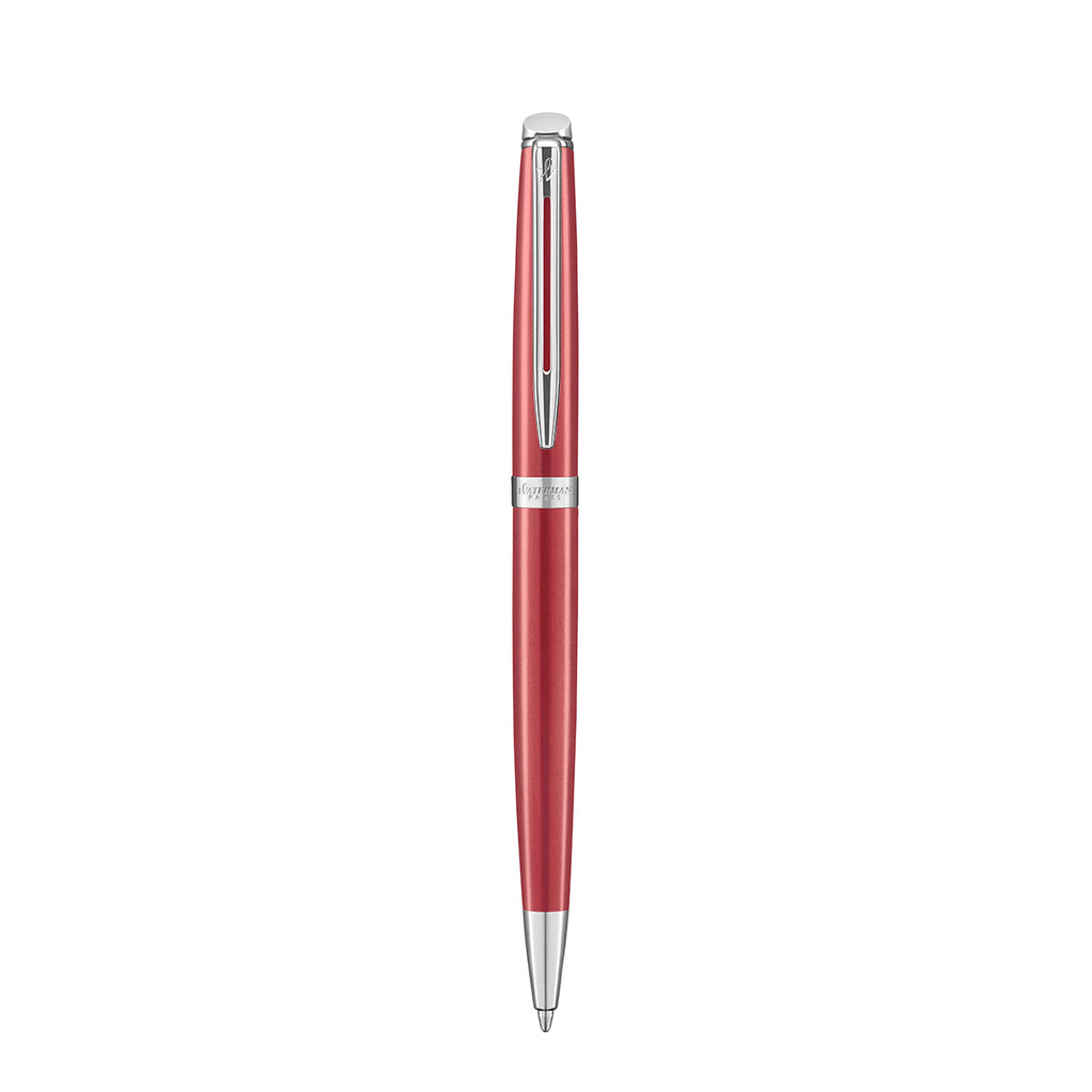 Waterman Hemisphere Coral Pink Ballpoint Pen, Blue Ink  Waterman Ballpoint Pen