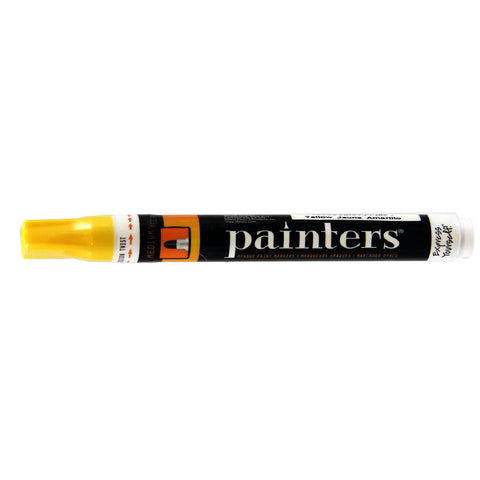 Painters Yellow Paint Marker, Medium  Sharpie Paint Markers