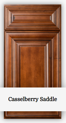 Casselberry Saddle - Kitchen Cabinet