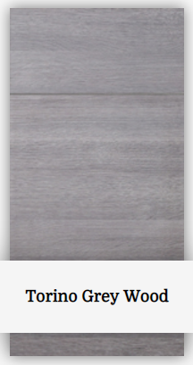 Torino Grey Wood Kitchen Cabinets