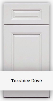 Torrance Dove - Kitchen Cabinets