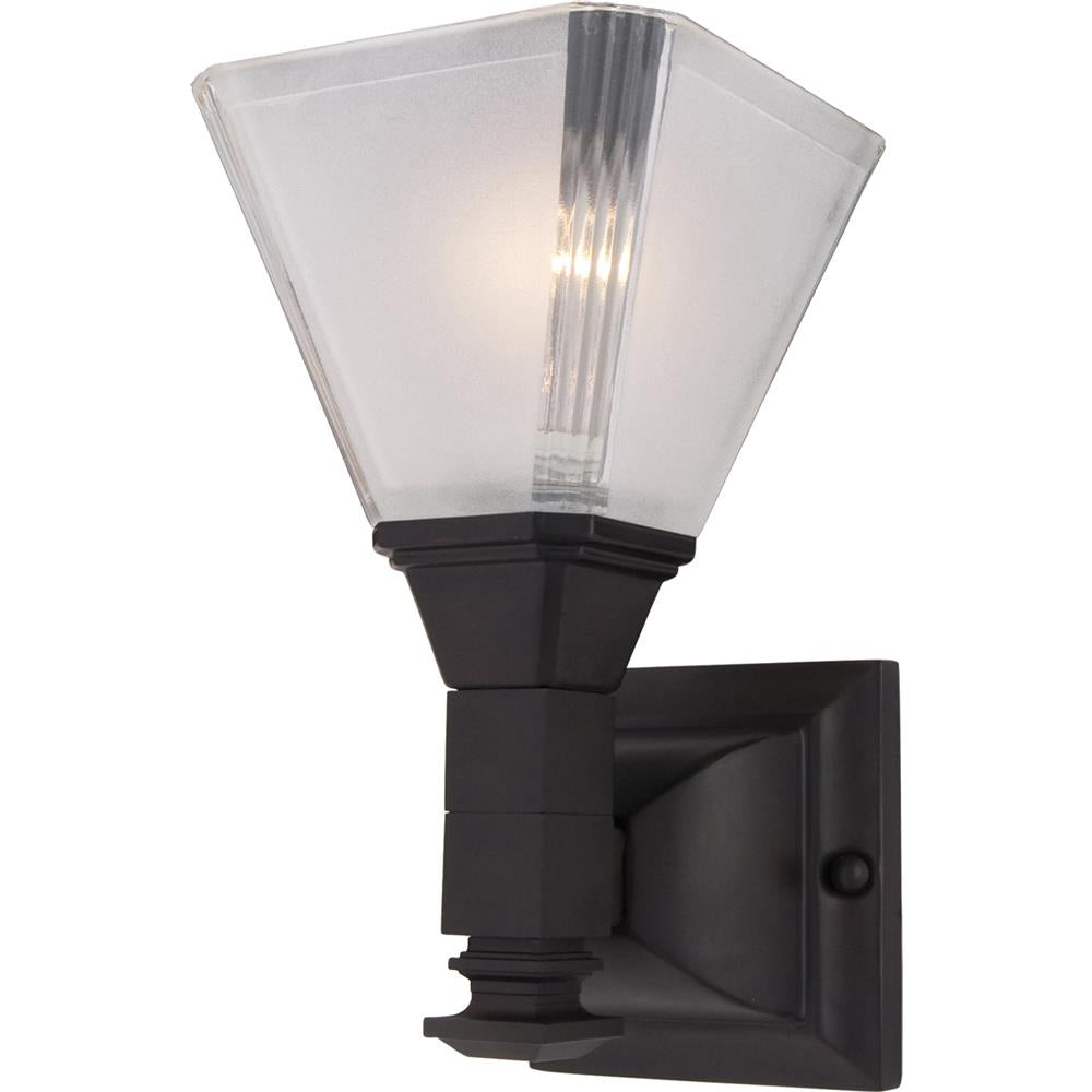 Maxim 11076FTOI Brentwood-Wall Sconce in Oil Rubbed Bronze