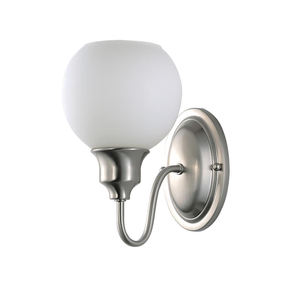 Maxim Lighting 1111SWSN Ballord 1-Light Wall Sconce