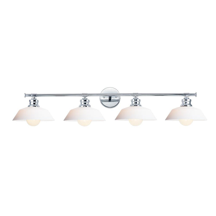 Maxim Lighting 11194SWPC Willowbrook 4-Light Wall Sconce in Polished Chrome