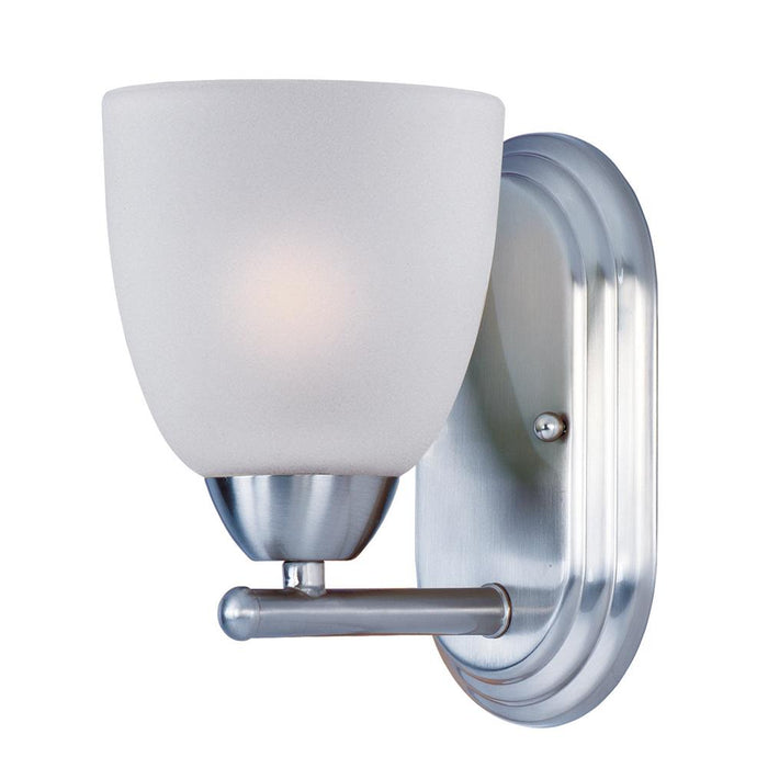Maxim Lighting 11311FTPC Axis 1-Light Wall Sconce in Polished Chrome