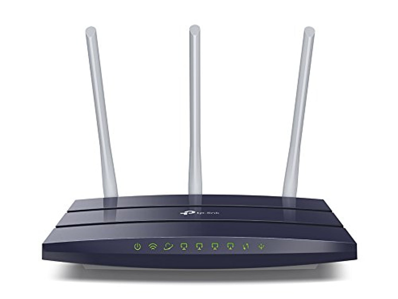 TP-Link N450 Wireless Wi-Fi Gigabit Router (TL-WR1043N)