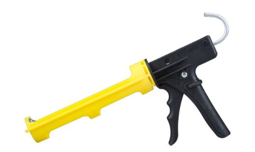 Dripless ETS2000 Contractor Heavy Duty Ergo Composite Caulk Gun with 10-Ounce Cartridge