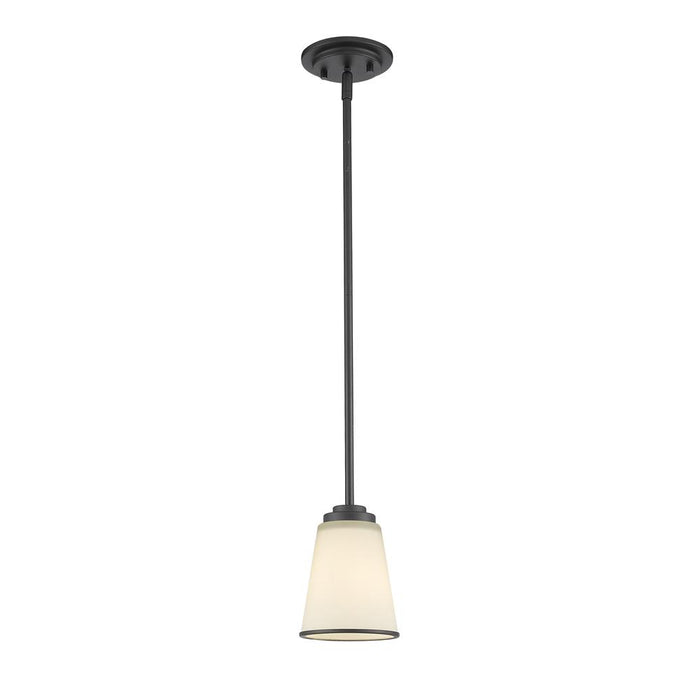 Z-Lite 432MP-BRZ Jarra 1 Light Mini Pendant in Bronze