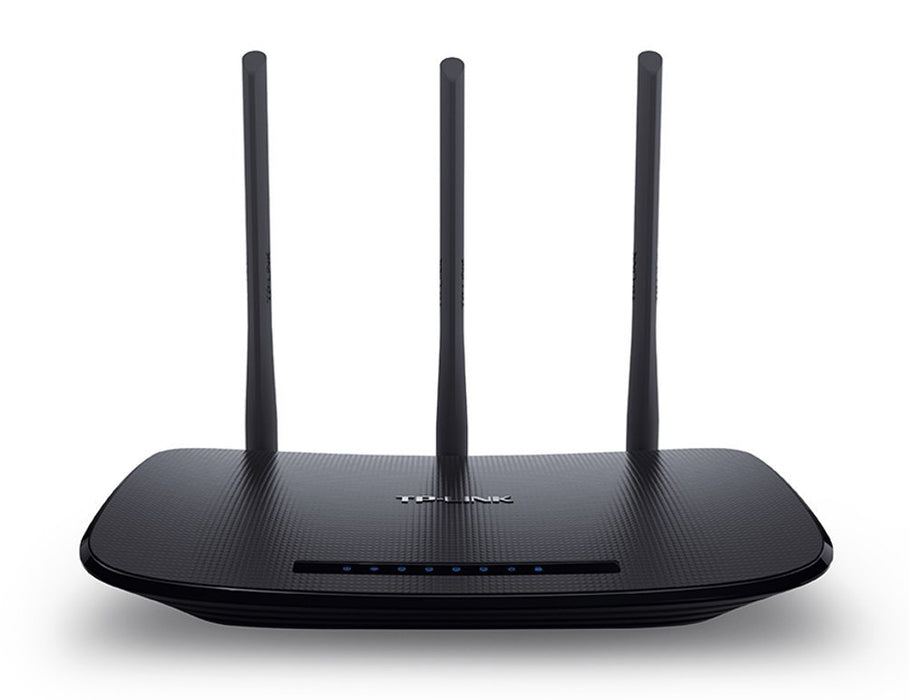 TP-Link N450 Wireless Wi-Fi Router, Up to 450Mbps (TL-WR940N)