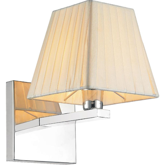 CWI Lighting 5456W6C-1 Tilly 1 Light Wall Sconce with Chrome finish