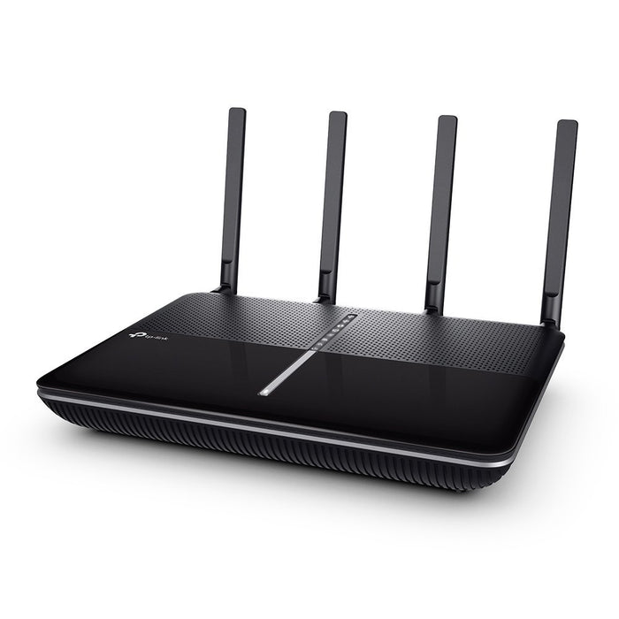 TP-Link Archer AC3150 Smart WiFi Router - Dual-Band Gigabit MU-MIMO, Ideal for Gaming and 4K Streaming, Works with Alexa, Integrated Antivirus & Parental Controls (C3150 V2)