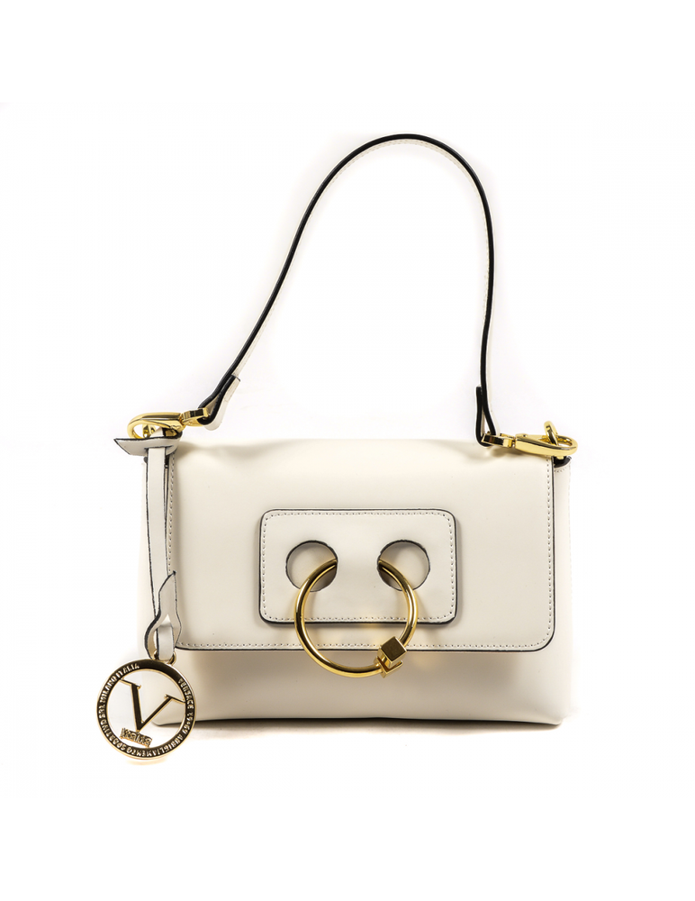 V 1969 Italia Womens Handbag Off White VERONA