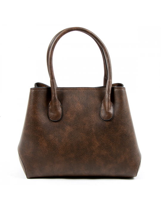 V 1969 Italia Womens Handbag Brown CARION