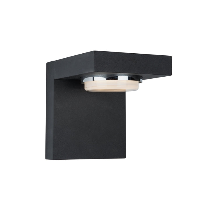 Artcraft Lighting AC7231BK Cruz 1 Outdoor Wall Light in Matte Black