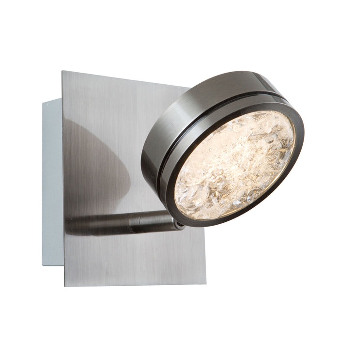 Artcraft Lighting AC7541 Terranova Wall Light in Black Pearl Nickel