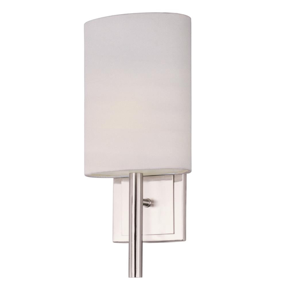 ET2 E21082-01SN Edinburgh LED 4-Light Wall Mount in Satin Nickel