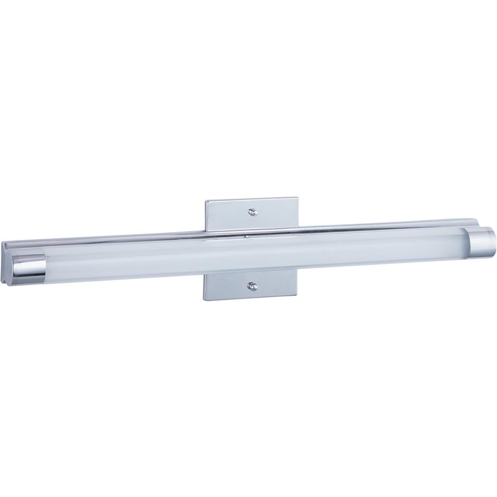 ET2 E22392-10PC Wand LED Bath Vanity in Polished Chrome