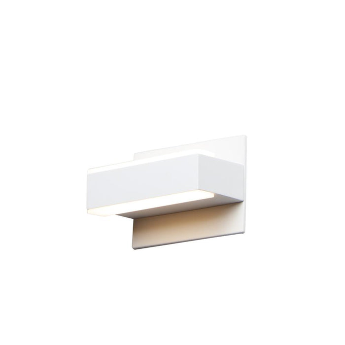 "ET2 E23210-90WT Omni LED 7"" Bath Vanity in White"