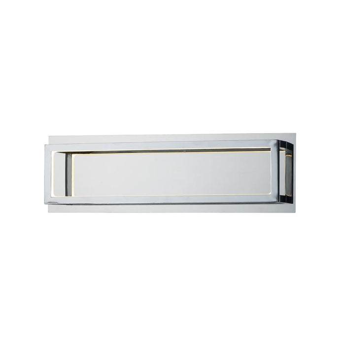 ET2 E30592-PC 4 Square LED Wall Sconce