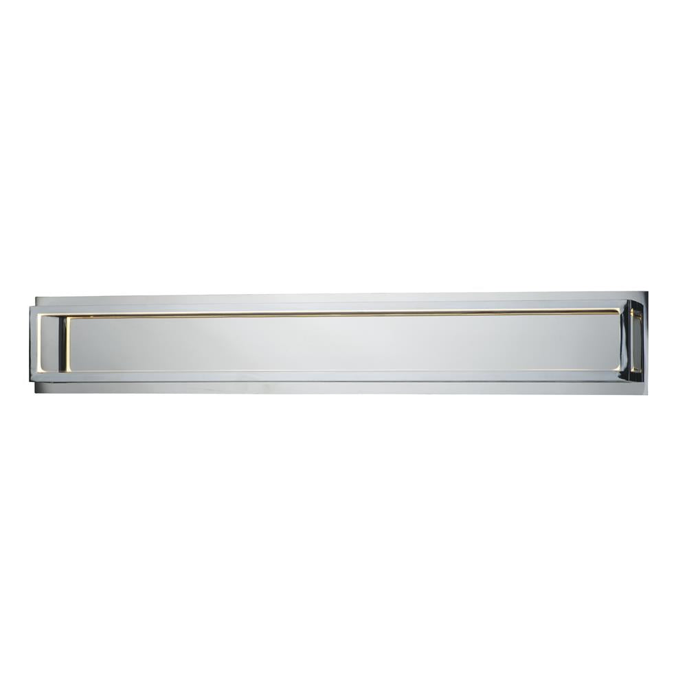 ET2 E30596-PC 4 Square LED Wall Sconce