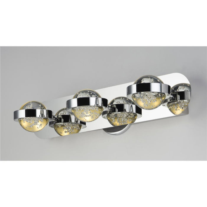 ET2 E30613-91PC Cosmo LED 3-Light Bath Vanity