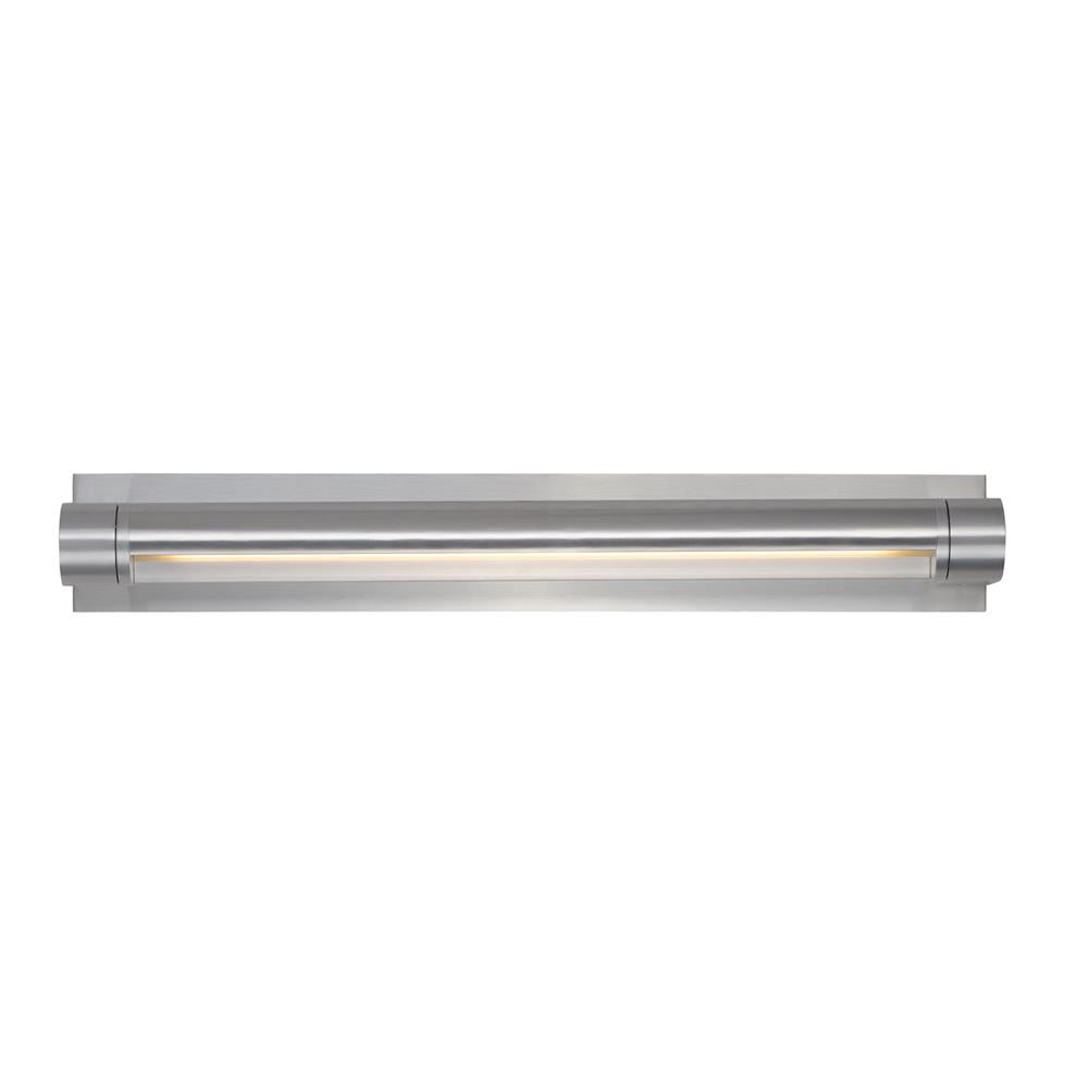 ET2 E41464-SA Alumilux LED Wall Sconce in Satin Aluminum