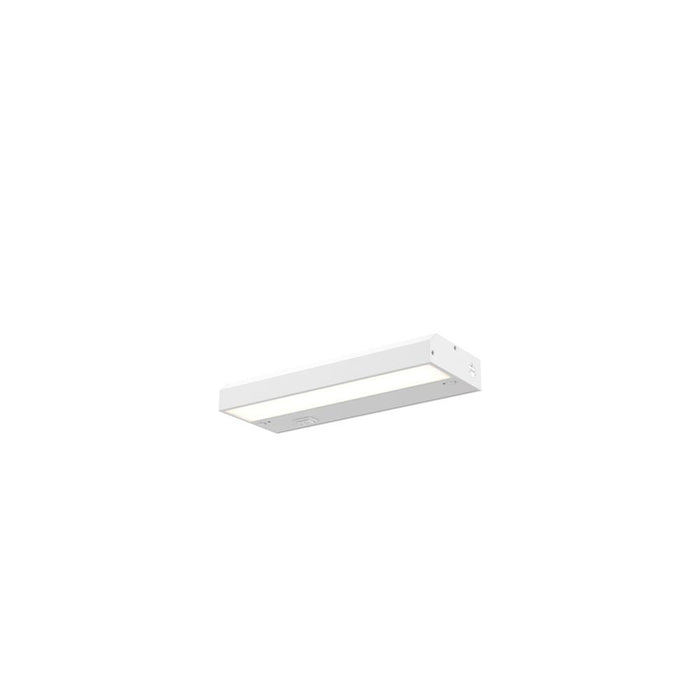 "Dals Lighting HLF09-3K-WH 9"" Hardwired Non-Swivel Linear, 3W, 200 Lumens, CRI90"