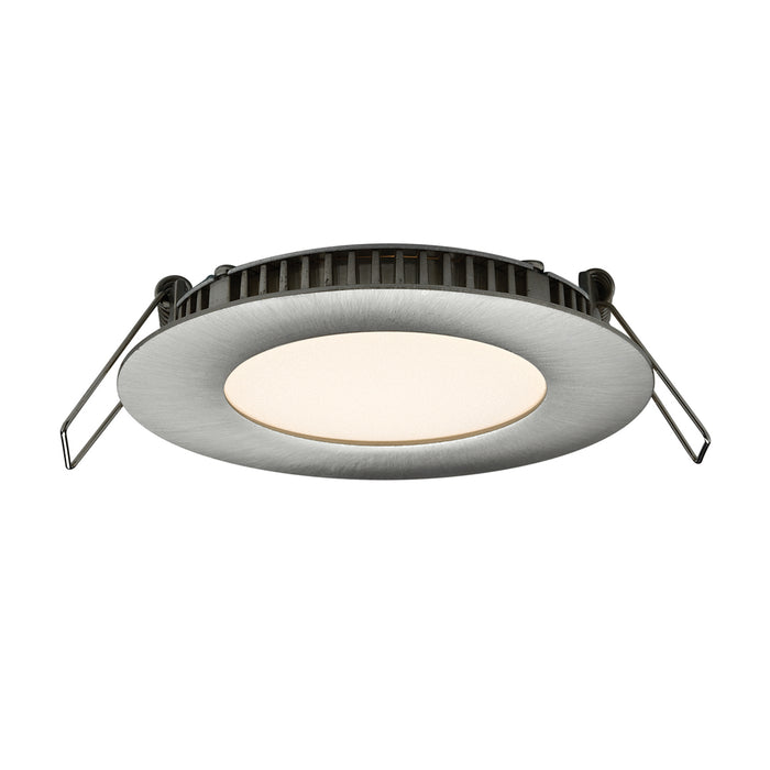 "Dals Lighting I-EL3PPSN 3"" Ultraslim Recessed Round LED Panel"