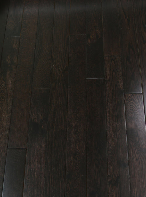 RSTM Dark Gunstock - French White Oak Hardwood Flooring
