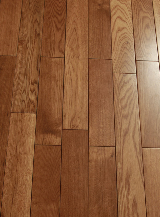 RSTM Golden - French White Oak Hardwood Flooring