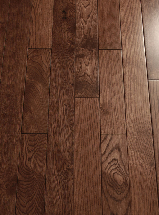 RSTM Gunstock - French White Oak Hardwood Flooring