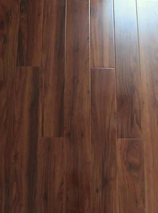 RSTM Teak - 12.3 mm Laminate High Gloss
