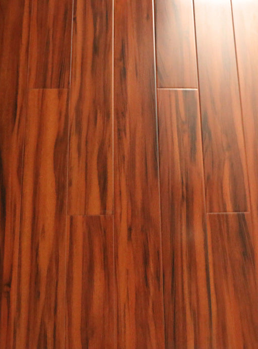 RSTM Tigerwood - 12.3 mm Laminate High Gloss