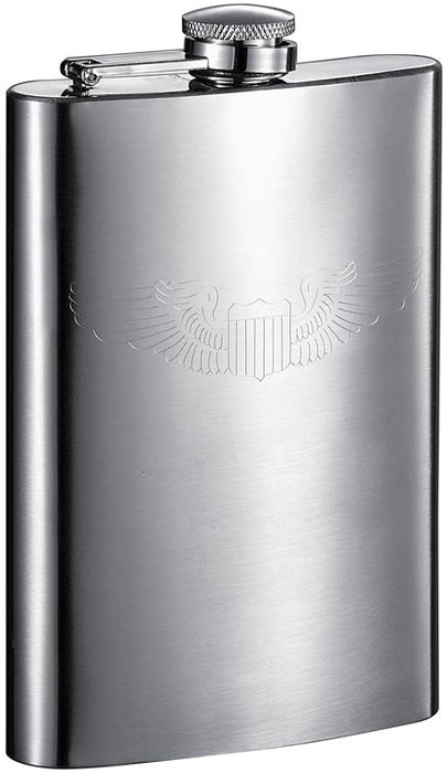 Visol Us Air Force Stainless Steel Flask - 8 Oz