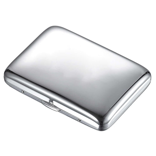 Visol Pod Stainless Steel Double Sided Cigarette Case