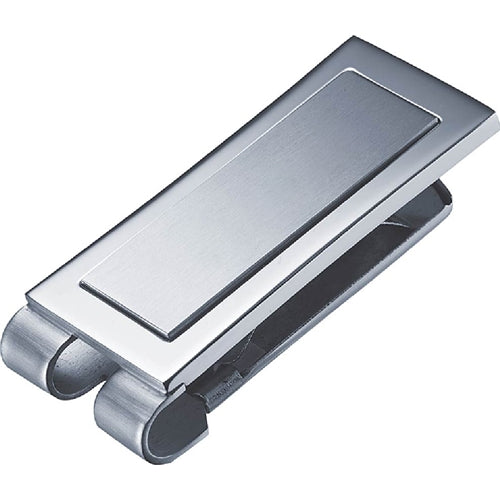 Visol Pavel Stainless Steel Money Clip