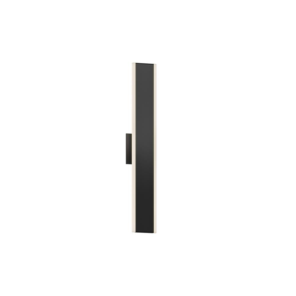 "Dals Lighting SWS24-3K-BK 24"" Slim LED Wall Sconce"