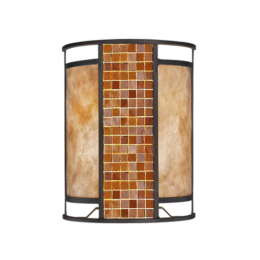 Z-Lite Z8-55WS Parkwood 2 Light Wall Sconce in Bronze
