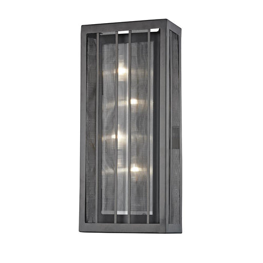 Z-Lite Z8-58-4WS Meridional 4 Light Wall Sconce in Bronze