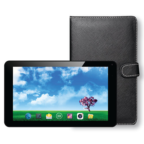 "9"" Android Tablet & Keybaord Case Bundle"