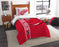 "Redwings OFFICIAL National Hockey League, Style 835, Bedding Twin Applique Comforter (64""""x 86"""") & 1 Sham (20""""x 26"""") set  by The Northwest Company"