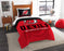 "Devils OFFICIAL National Hockey League, Bedding, """"Draft"""" Twin Printed Comforter (64""""x 86"""") & 1 Sham (24""""x 30"""") Set  by The Northwest Company"