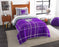 "Kansas State OFFICIAL Collegiate, Bedding, Twin Applique Comforter (64""""x 86"""") & 1 Sham (20""""x 26"""") Set  by The Northwest Company"